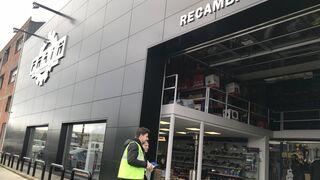 Recambios Fraín crea una nueva empresa en Portugal