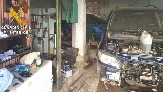 Denunciado el dueño de un taller ilegal en Ponts (Lleida)