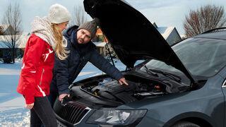 Baterías y neumáticos, recambios estacionales