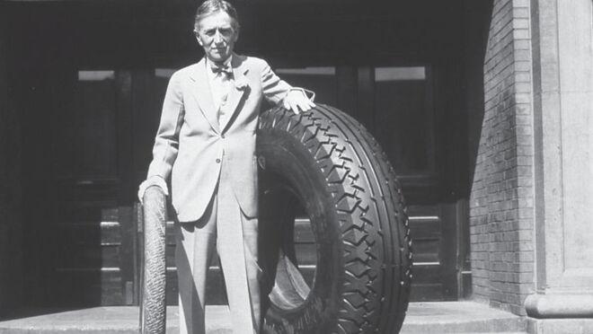 Harvey Firestone, 150 años del hombre que revolucionó el neumático