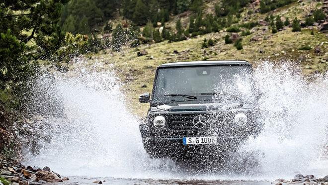Kumho Tyre equipará de fábrica el nuevo Mercedes-Benz Clase G