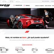 Avon Tyres presenta su nueva web para España