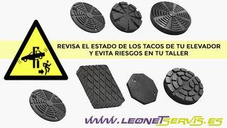 Tacos de goma Leonet Servis