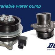 Disponibles las nuevas bombas de agua variables de Industrias Dolz