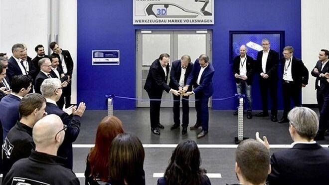 Volkswagen apuesta por la impresión 3D de piezas de producción