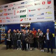 Grupo Aser forma en logística a sus socios