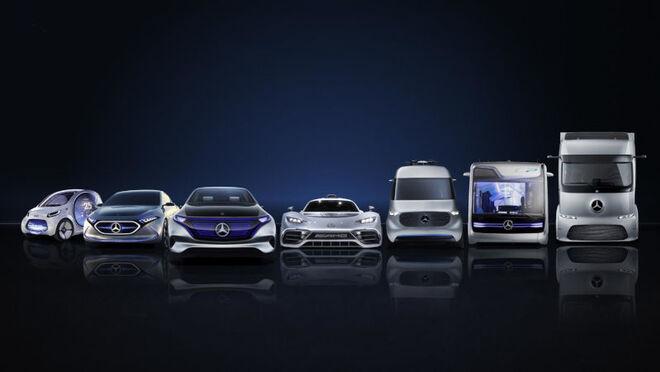 Daimler apuesta por la fabricación de baterías