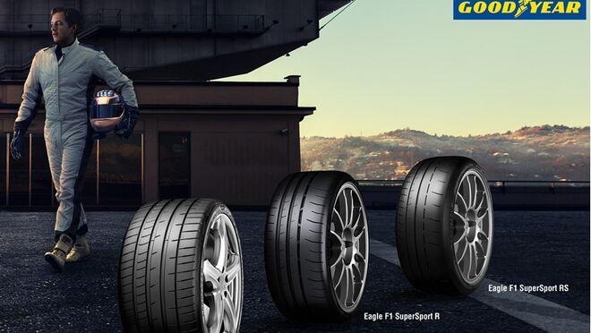 Nueva gama Eagle F1 SuperSport de Goodyear
