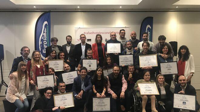 EuroTaller hace entrega de los Premios Solidarios del Running