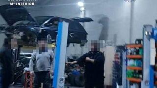 Los talleres ilegales de Zaragoza se mudan a los pueblos y polígonos industriales