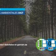 Ganvam ofrece un nuevo servicio de entrega directa de distintivos ambientales