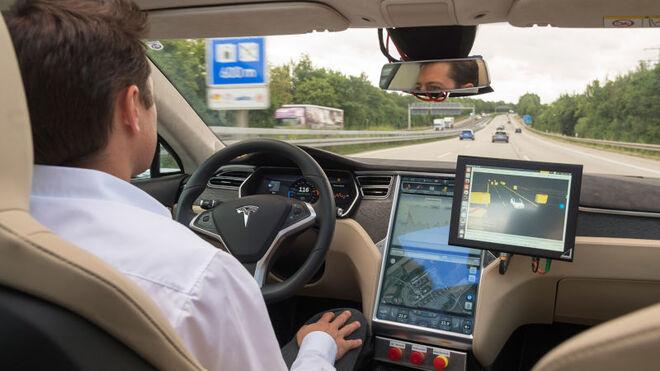 El 60% de los conductores españoles desea que los coches autónomos lleguen cuanto antes