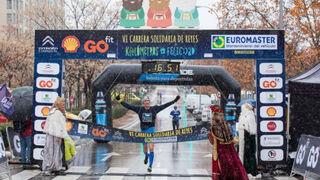 Euromaster, presente en la primera Carrera Solidaria del año en Madrid