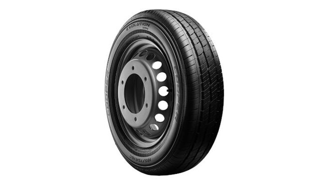 Cooper Evolution Van, un neumático creado para durar