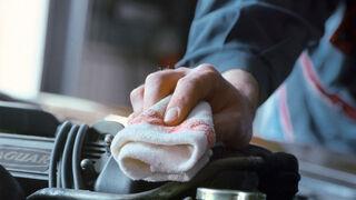 Mewa ofrece cuatro formatos de paños de limpieza reutilizables