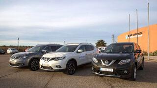 Centro Zaragoza contará con 3 vehículos Nissan para sus investigaciones