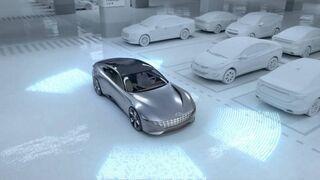 Las firmas automovilísticas apuestan por sistemas de carga inalámbrica para los eléctricos