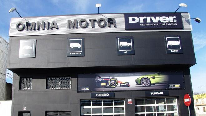 Omnia Motor Fuenlabrada estrena nueva imagen Driver Center