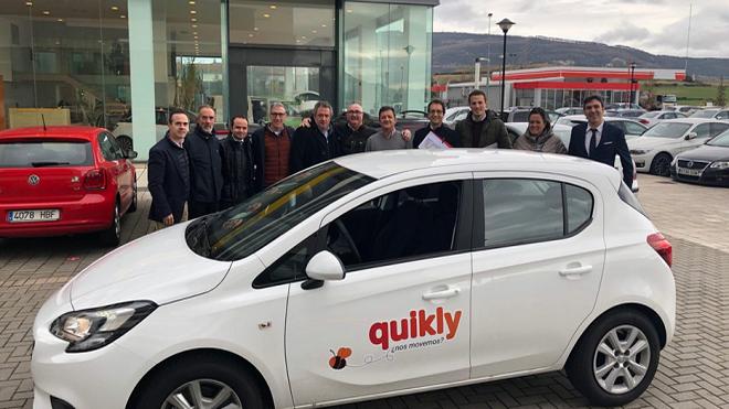 Nace el primer 'car sharing' para concesionarios en España