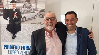 Raúl Pacho,  nuevo director comercial de Arranque de TAB Spain