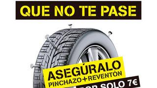 Garantía RuedaMás, el seguro de neumáticos de Confortauto