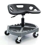 Sillas de trabajo con ruedas, un modo más ergonómico de trabajar