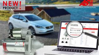 AS-PL lanza un nuevo starter, apto para vehículos Ford y Volvo