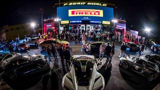 Pirelli inaugura en Dubai su cuarta flagship store P Zero World