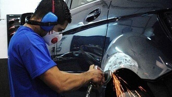 ¿Cuáles son los abrasivos más habituales para reparar la chapa del coche?