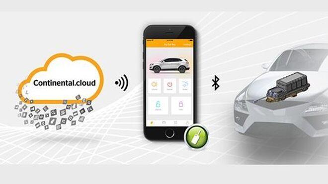 Hacia un coche de alquiler totalmente conectado