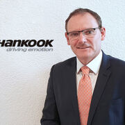 Guy Heywood, nuevo director de marketing de Neumáticos para Camiones y Autobuses de Hankook Europa