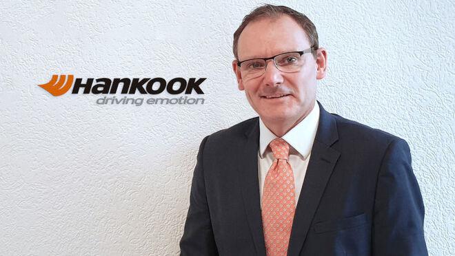 Guy Heywood, nuevo director de marketing de Neumáticos para Camiones y Autobuses de Hankook Europa