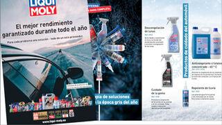 Liqui Moly refuerza su oferta de productos de invierno