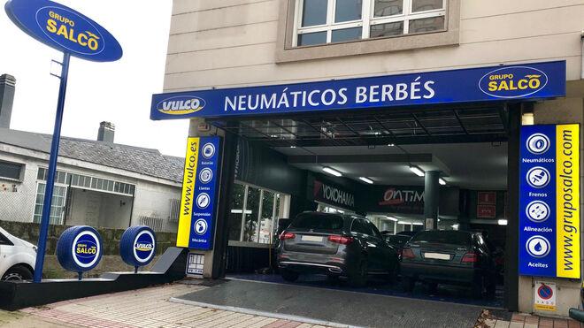Grupo Salco abre dos talleres en Vigo y Salvaterra de Miño