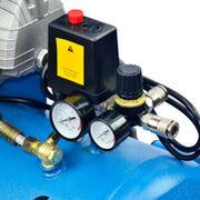 Hasta qué punto se debe rellenar de aceite el compresor de aire