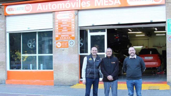 Abren en Valencia los dos primeros centros de la red NexusAuto en España