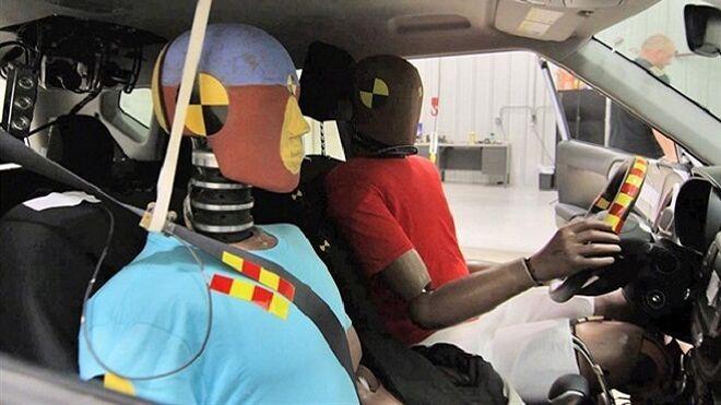 El grupo Hyundai presenta el airbag para colisiones múltiples