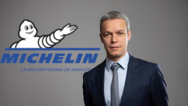 J. Bruno Arias Pérez, nuevo director de la fábrica Michelin de Valladolid