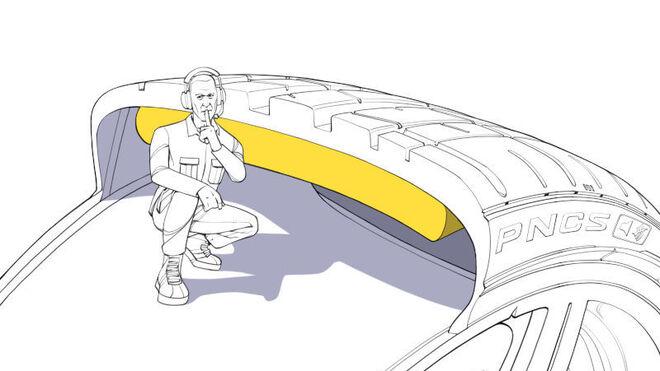 La tecnología de reducción de ruido Pirelli PNCS dobla sus homologaciones en un año