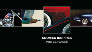 Calendario Cromax 2019, basado en la inspiración