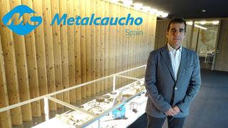 Metalcaucho incorpora a Mikel Equiza como nuevo director comercial