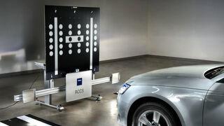 Texa muestra sus soluciones para la calibración de sistemas ADAS