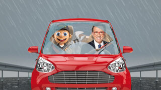 Confortauto da 7 recomendaciones para conducir seguro con lluvia