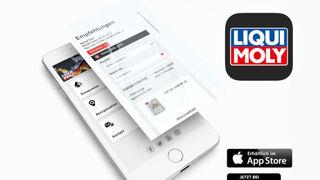 Nueva app de Liqui Moly para elegir el aceite más adecuado