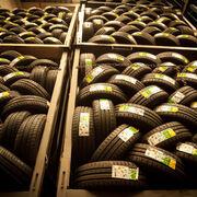 Leve descenso del mercado europeo del neumático en el primer trimestre