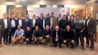 Mirka celebró su Convención Anual de Distribuidores de Automoción