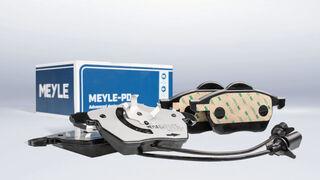 Los forros de freno de próxima generación Meyle-PD, gran novedad de Meyle en Motortec