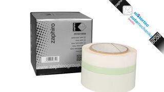 Zaphiro lanza al mercado una nueva cinta Dual Tape