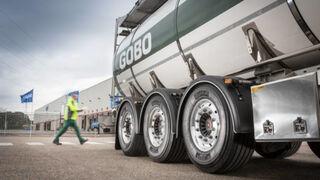 Nueva generación de neumáticos Giti para remolques