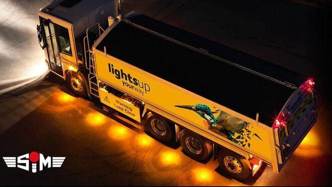 Agerauto distribuirá en España los productos de iluminación de SIM